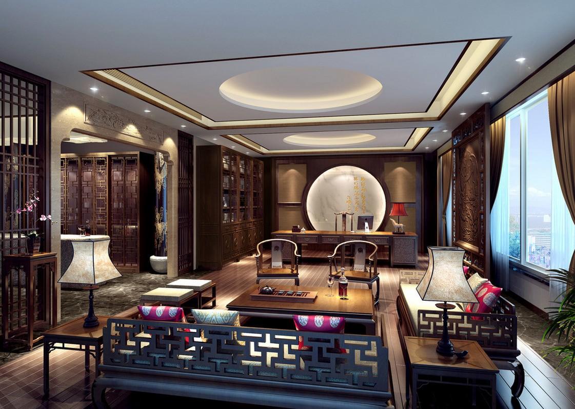 Thiết kế phong cách Trung Quốc