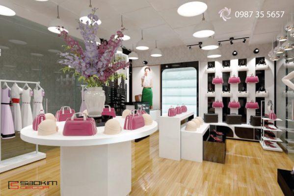 vai trò của thiết kế nội thất showroom