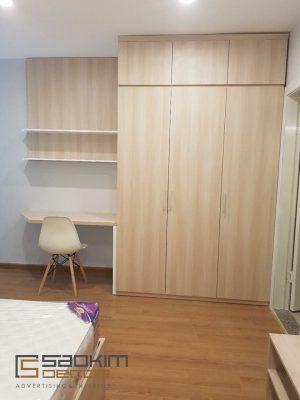 Thiết kế thi công nội thất phòng ngủ master