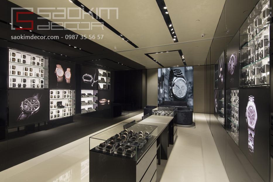 Không gian Showroom