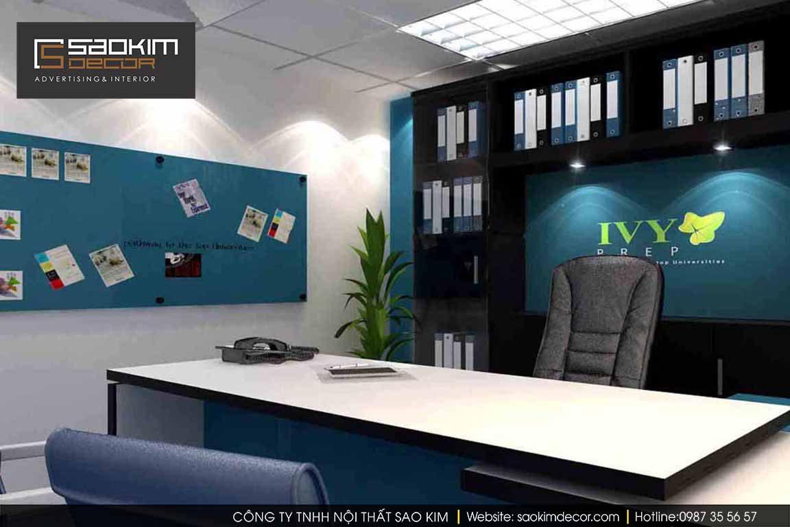 Thiết kế văn phòng Avy Prep