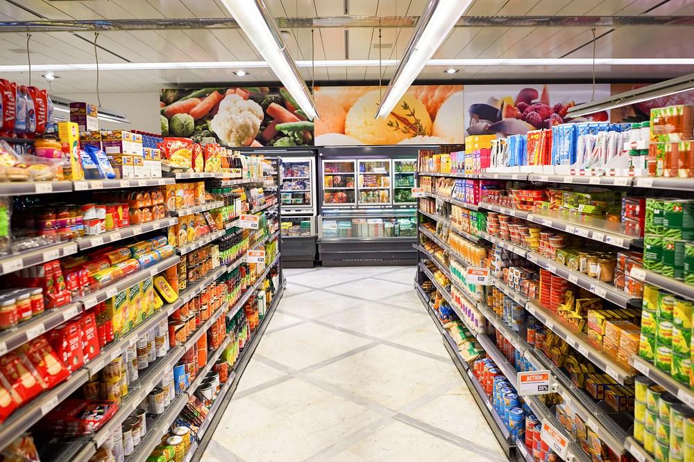Cách bày trí siêu thị này không chỉ giúp kích thích nhu cầu mua sắm của khách hàng