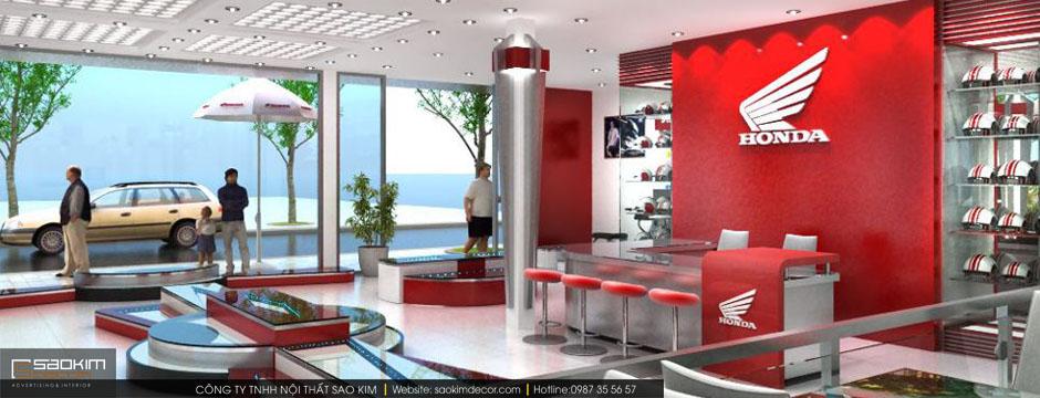 Thiết kế nội thất showroom phải truyền tải thông điệp ý nghĩamuốn gửi gắm