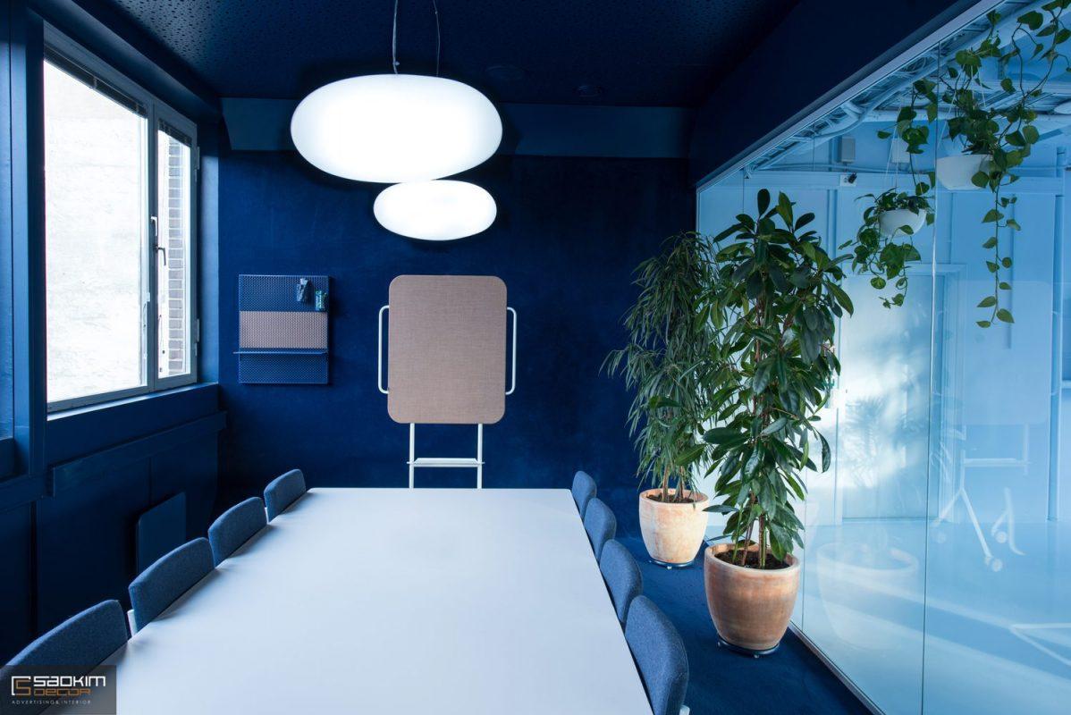 Thiết kế văn phòng cao cấp theo phong cách Scandinavian trở nên lạ lẫm, thu hút hơn bao giờ hết