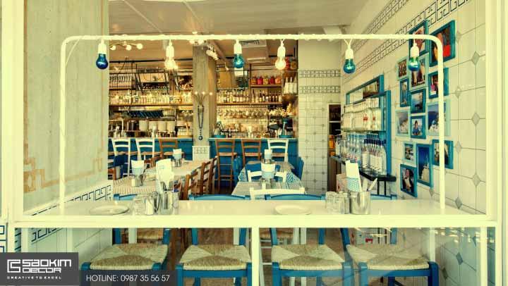 Thiết kế cửa hàng cafe đẹp