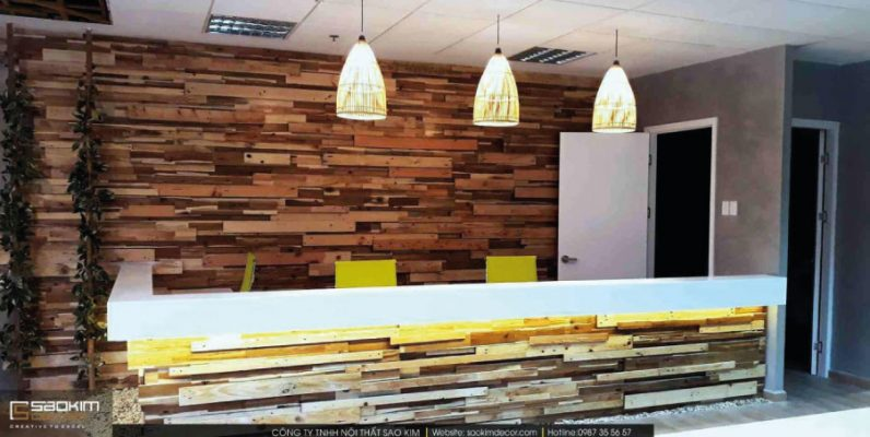 Thiết kế nội thất văn phòng Diavita