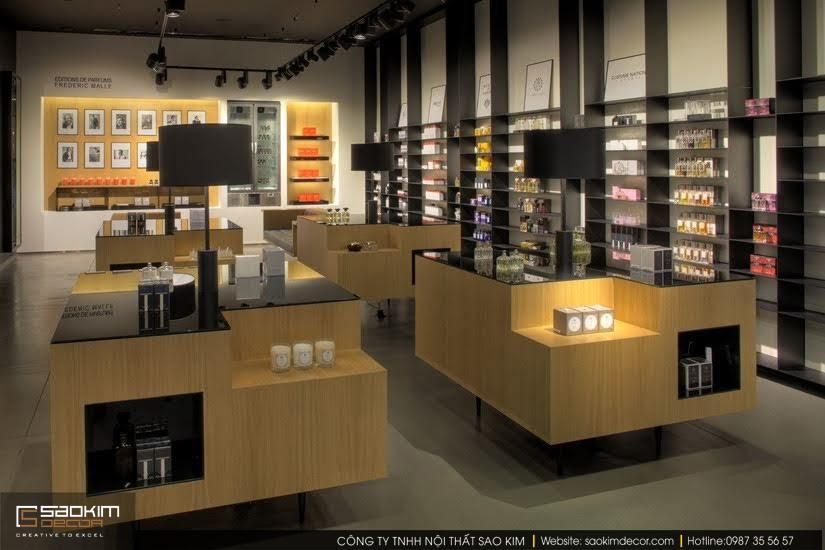 Thiết kế cửa hàng đẹp