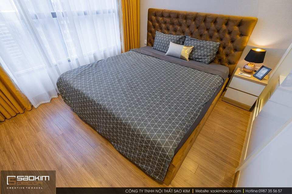 Thiết kế nội thất chung cư Vinhome Metropilis Liễu Giai
