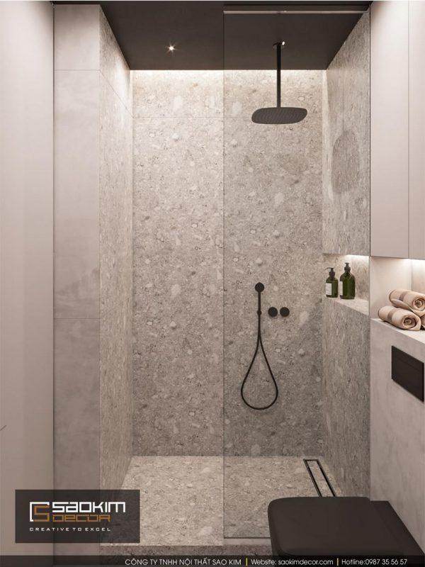 Thiết kế nội thất chung cư Hapulico Complex