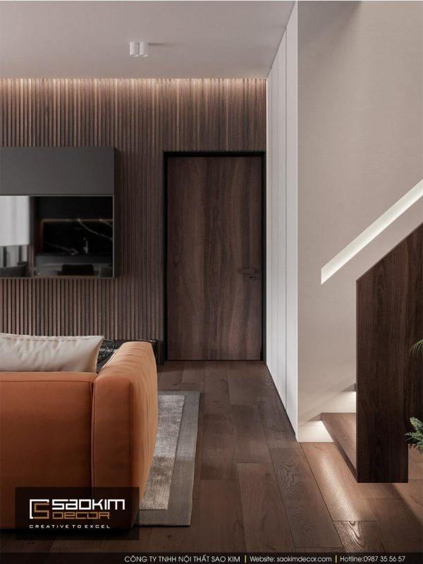 Thiết kế nội thất chung cư hiện đại Hapulico Complex