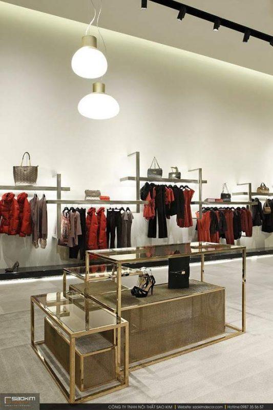 Thiết kế shop thời trang nữ Liu.jo