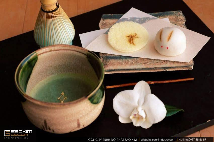 Thiết kế nội thất spa phong cách Nhật Bản