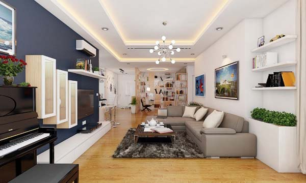 Các gia đình cần chọn đơn vị thiết kế và thi công nội thất nhà chung cư uy tín