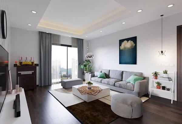 Cần chú ý đến những nguyên lý khi thiết kế nội thất cho căn hộ chung cư