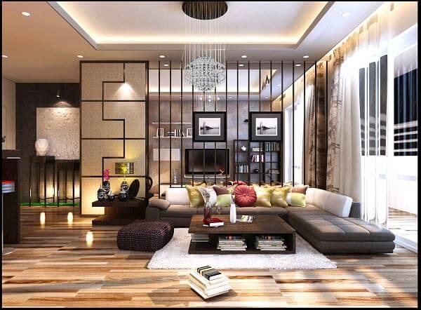 Căn hộ chung cư 2 phòng ngủ ấn tượng và thu hút