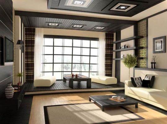 Chung cư được thiết kế theo phong cách Nhật Bản ấn tượng, tối giản
