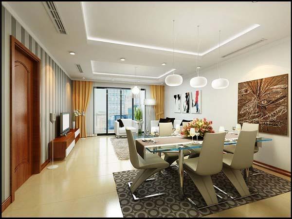 Giá thiết kế nội thất chung cư phụ thuộc vào nhiều yếu tố khác nhau