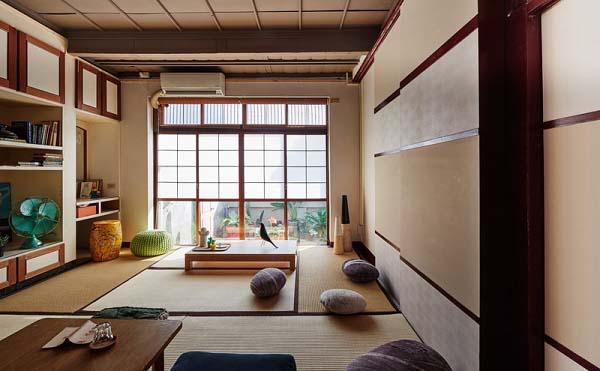 Phong cách thiết kế kiểu Châu Á cũng được nhiều người yêu thích