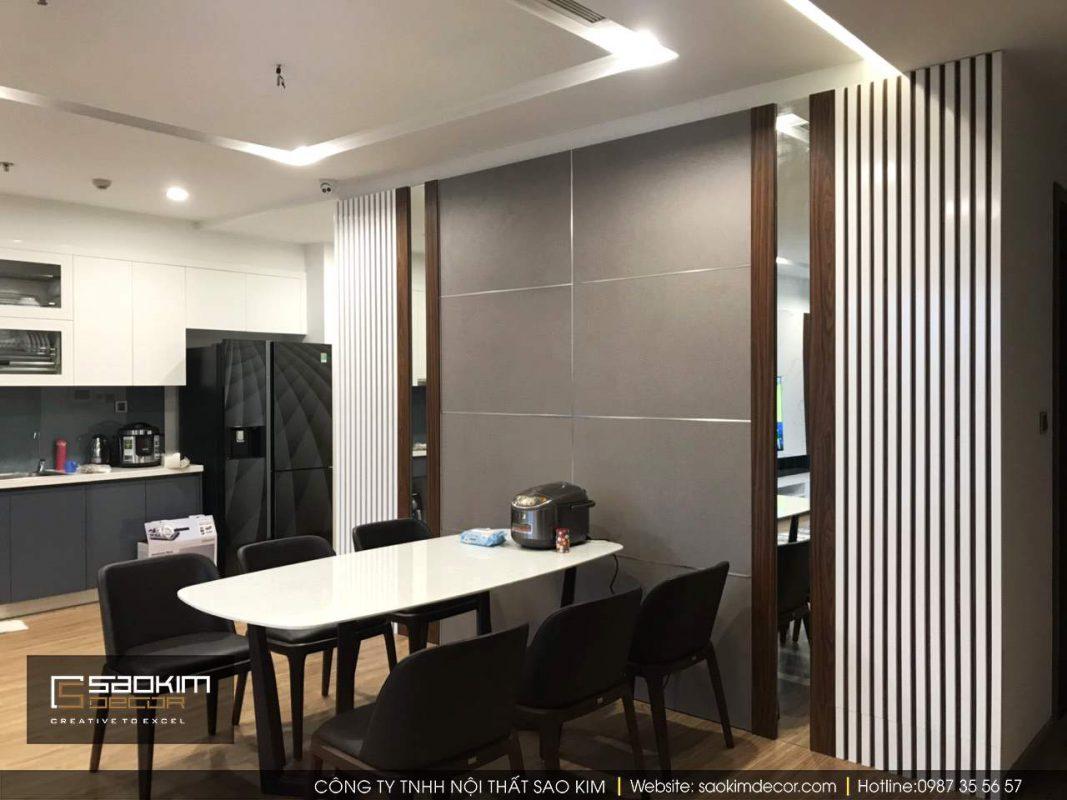 Thiết kế chung cư cao cấp Vinhome Metropolis Liễu Giai