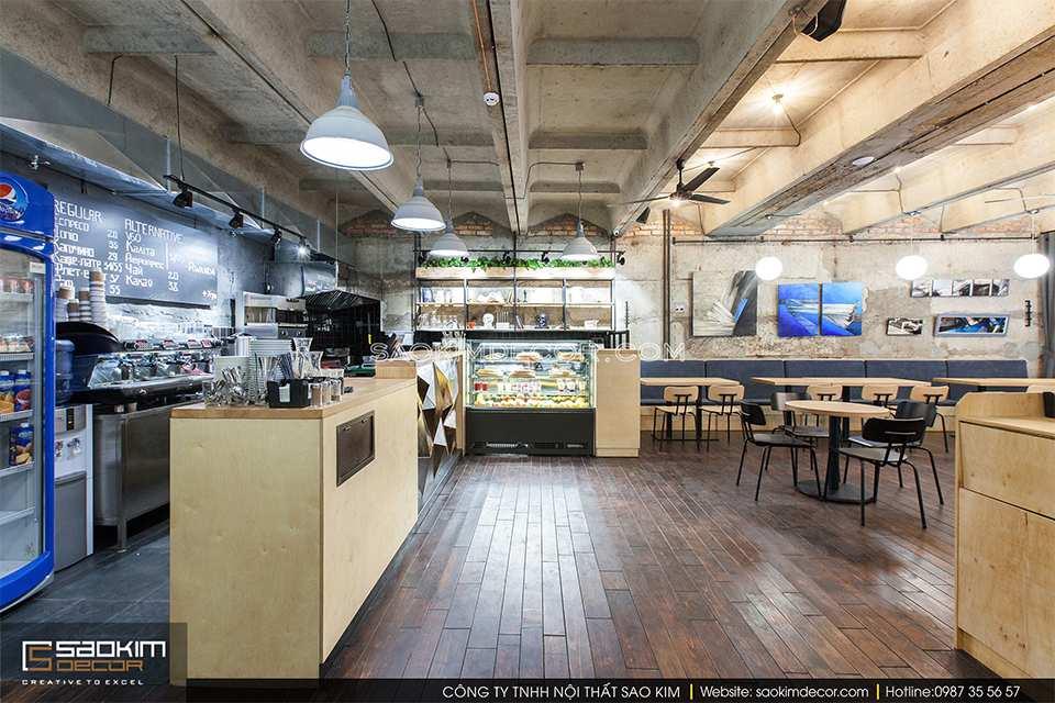 Thiet Ke Cua Hang Cafe Macrom 13