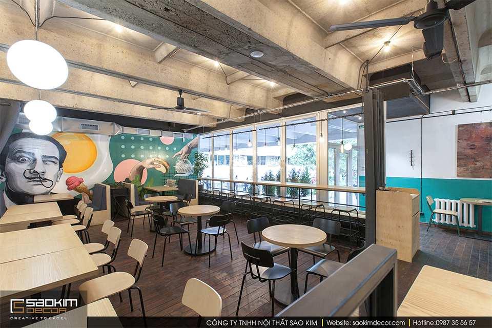 Thiet Ke Cua Hang Cafe Macrom 3