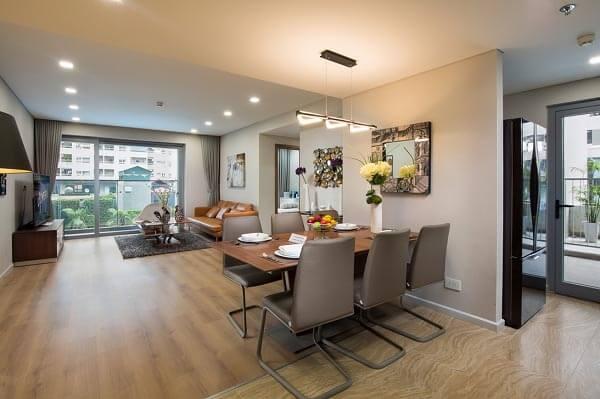 Thiết kế nội thất chung cư 1 phòng ngủ cần chú ý nới rộng không gian