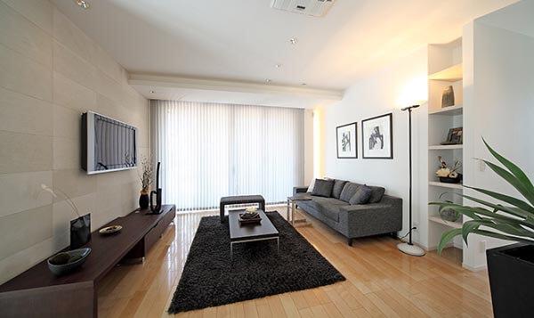 Thiết kế nội thất chung cư kiểu theo phong cách nhật bản
