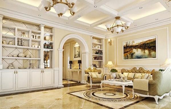 Thiết kế nội thất chung cư theo phong cách pháp