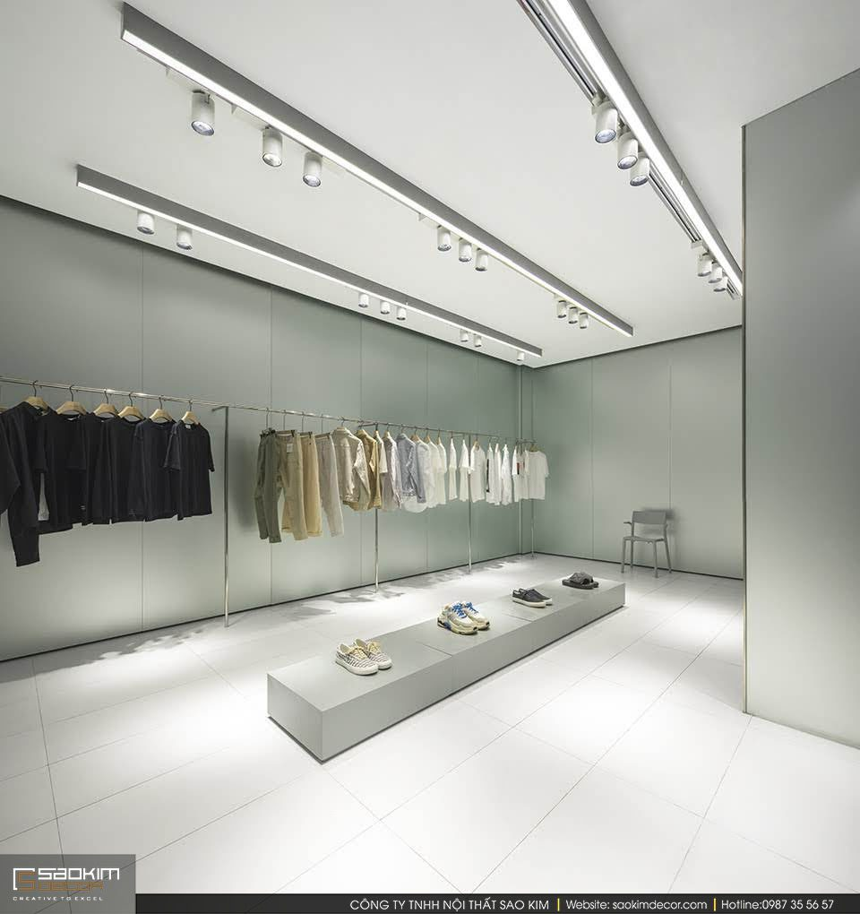 Thiết kế nội thất shop đẹp