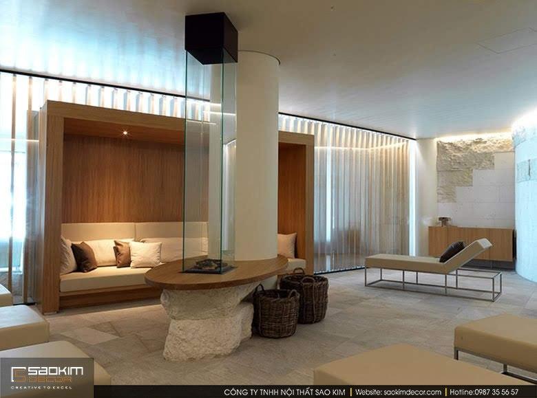 Thiết kế spa tại Hà Nội