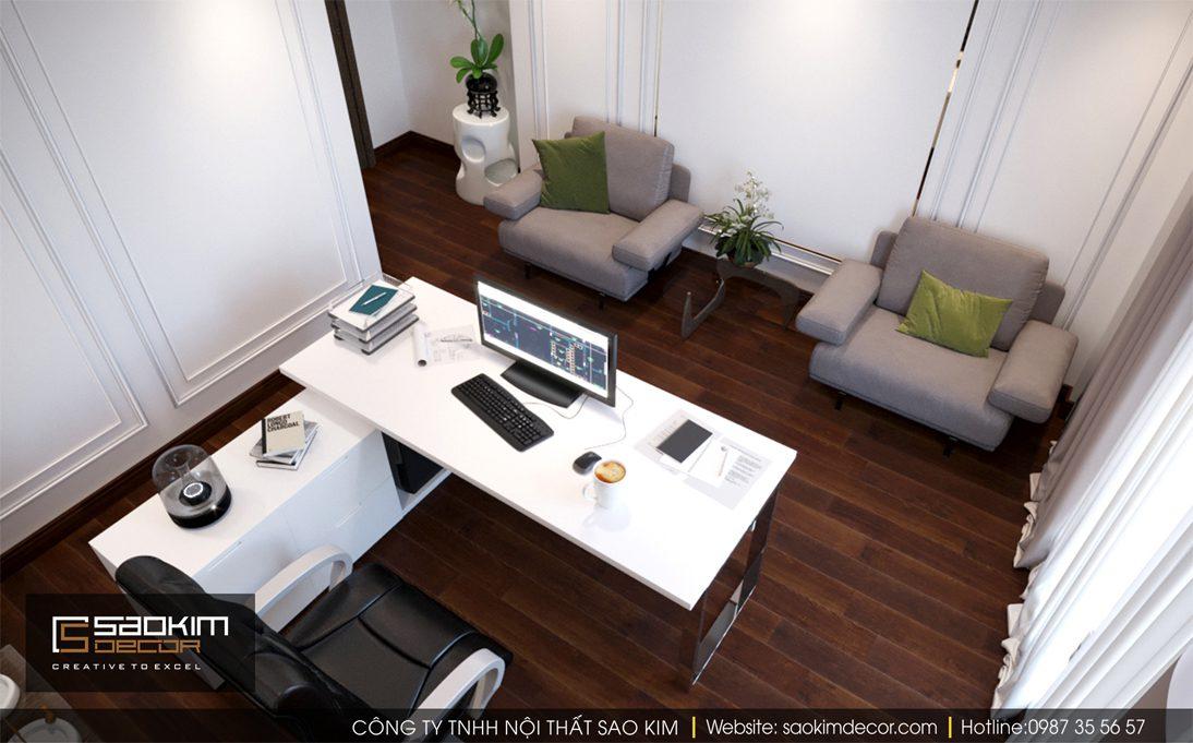Thiết kế nội thất spa Jinhae