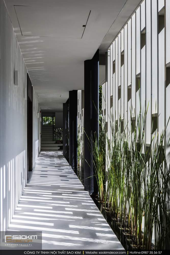 Thiết kế nội thất spa Naman Retreat Pure Spa
