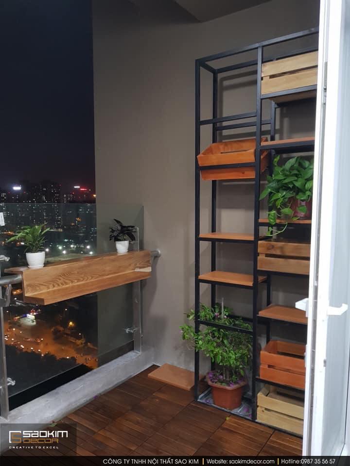 Thiết kế nội thất chung cư Vimeco