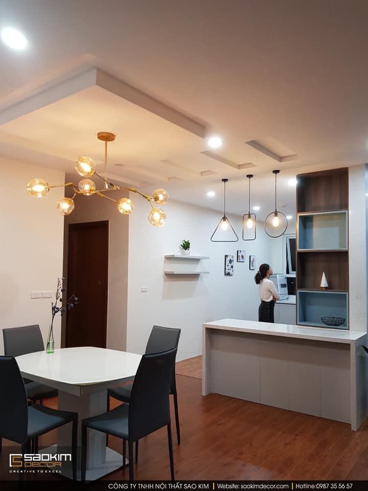 Thiết kế và thi công chung cư Vimeco