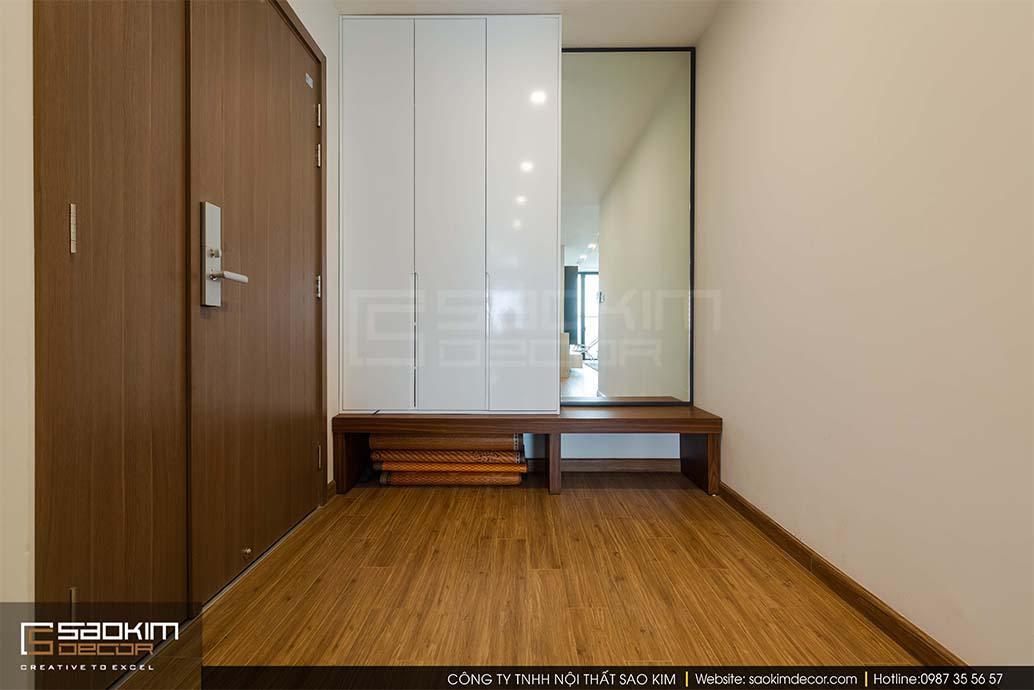 Thiết kế nội thất chung cư Vinhome Metropolis Liễu Giai