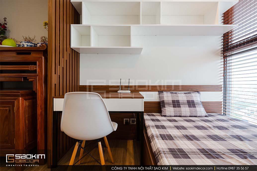 Thiết kế phòng ngủ chung cư
