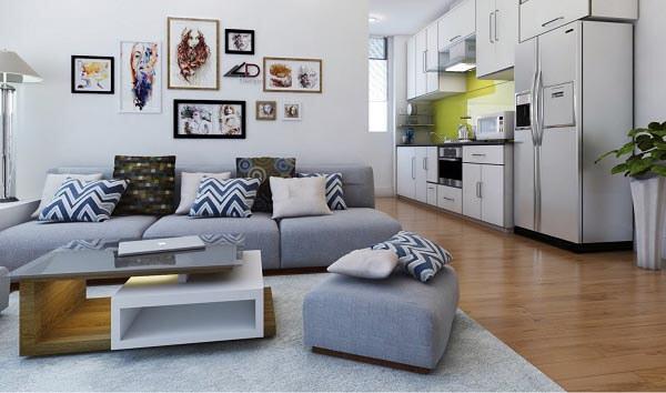Thiết kế chung cư cần tuân thủ những tiêu chí cụ thể