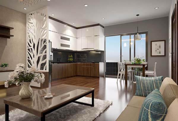Top 10 mẫu thiết kế nội thất nhà chung cư đẹp