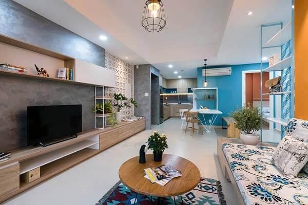 Những mẫu thiết kế nội thất nhà chung cư đẹp
