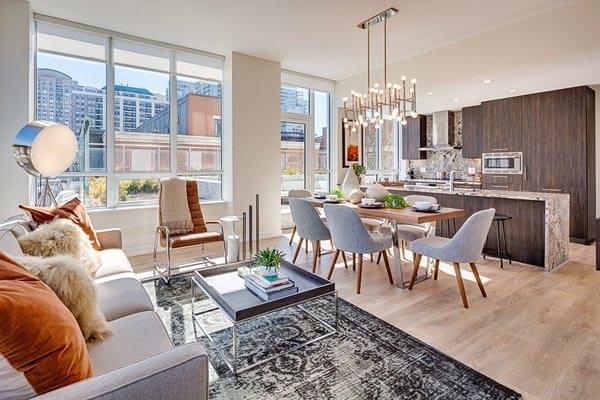Top 10 mẫu thiết kế nhà nội thất chung cư