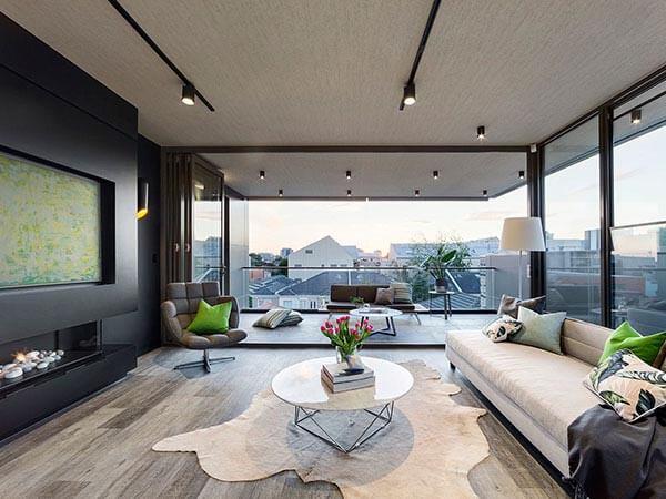 Tùy thuộc vào diện tích cũng như nhu cầu mà các gia đình có thể lựa chọn phong cách thiết kế nội thất chung cư khác nhau.