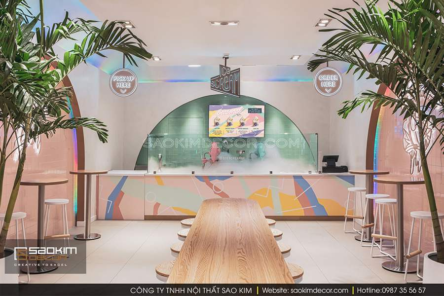 Thiet Ke Cua Hang Cafe 7