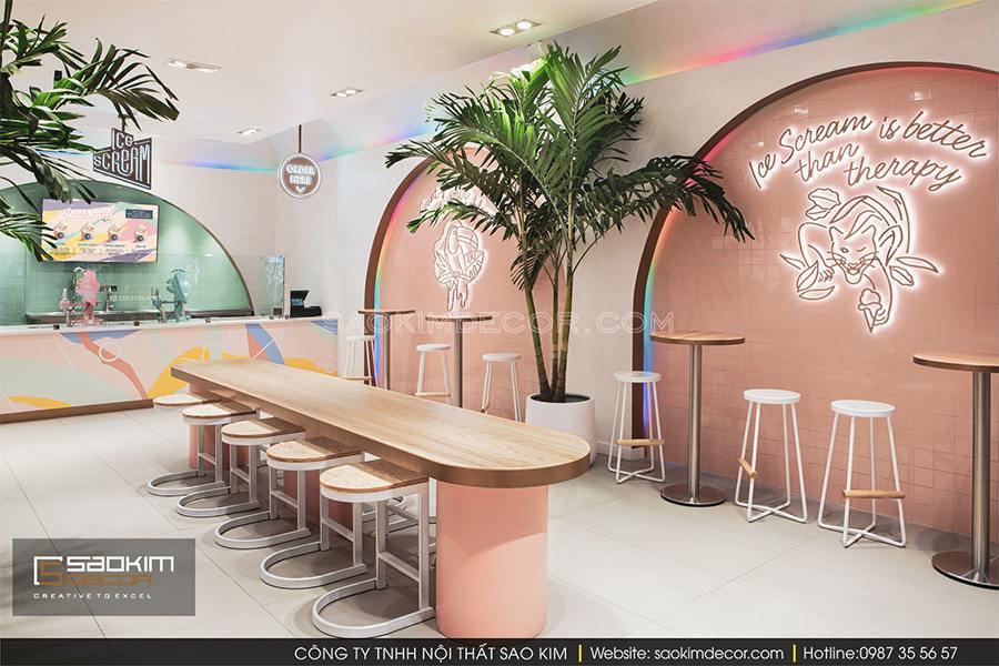 Thiet Ke Cua Hang Cafe 9