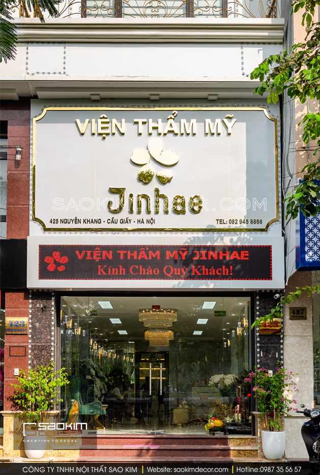 Thiet Ke Spa Jinhae 1.1