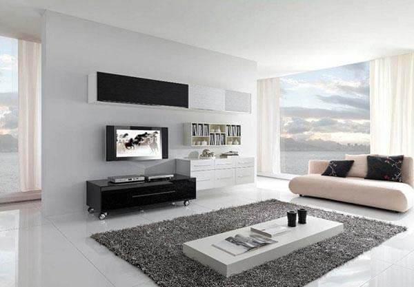 """Xu hướng thiết kế nội thất căn hộ kiểu tối giản đang ngày càng """"lên ngôi"""""""
