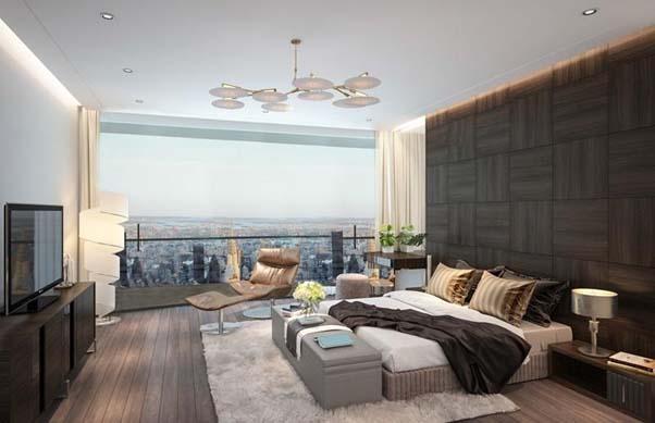 Thiết kế nội thất căn hộ Ecolife nổi tiếng sang trọng tại khu vực Tây Hồ