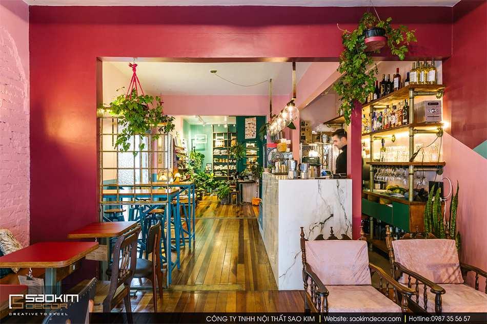 Thiet Ke Cua Hang Cafe 19