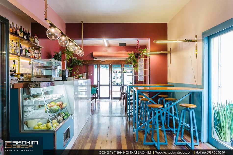Thiet Ke Cua Hang Cafe 20