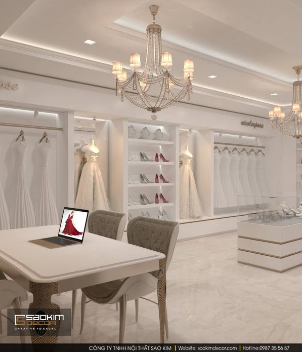 Thiet Ke Showroom Ao Cuoi 6