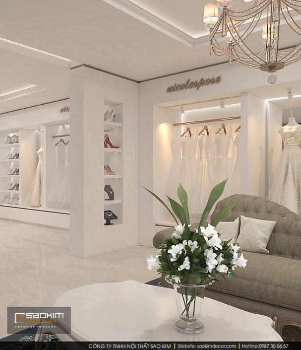 Thiet Ke Showroom Ao Cuoi 9